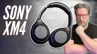 Sony WH1000XM4: Painfully Honest Review