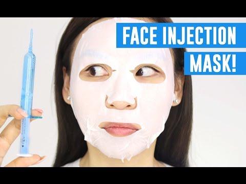 Facial mask abc