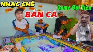 [ NHẠC CHẾ ] GAME BẮN CÁ Là Phá Cả Một Gia Đình ll Lee HT ( Nghe Để Ngẫm )