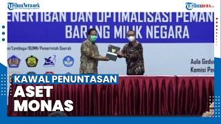 KPK Kawal Penuntasan Aset Monas dan Optimalisasi Aset Kemensetneg Senilai Rp548,2 Triliun