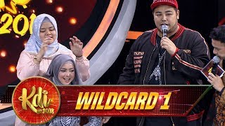 WAW!! Eksklusif Tutorial Hijab Bareng Master Igun - Gerbang Wildcard 1  (3/8)