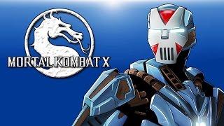 Mortal Kombat X - Ep 20 (Triborg Unleashed!!!!) Battle Bots!