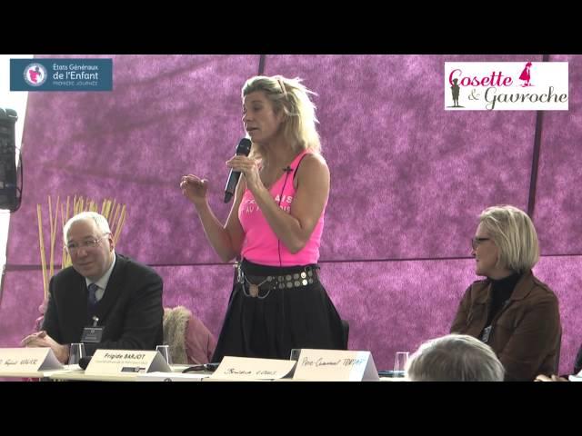 video 4 - Frigide Barjot, porte-parole la Manif pour tous