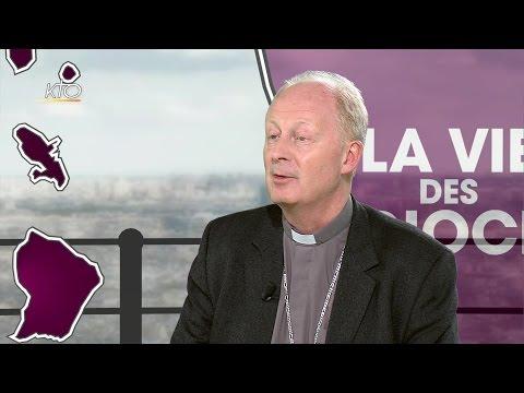 Mgr Luc Crépy - Diocèse du Puy-en-Velay