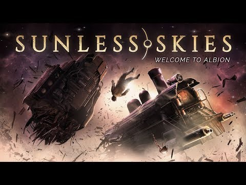 Sunless Skies: Albion Launch Trailer thumbnail