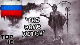 Top 10 Scary Moscow Urban Legends