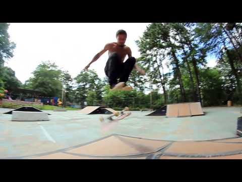Mckoy Skatepark Montage