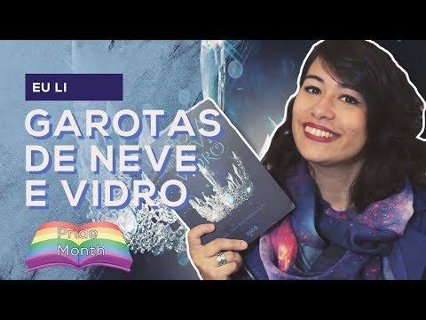 EU LI: Garotas de Neve e Vidro -  Melissa Bashardoust #PrideMonth | All About That Book |