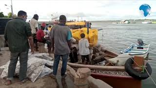 Cargo business improves in Lamu amidst pandemic