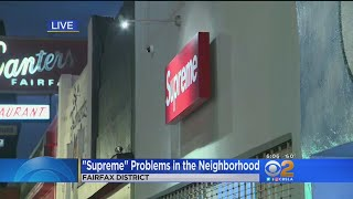 A Line Supreme: Customers, Neighbors Welcome Texting System To Avoid Overnight Queue At Popular Fair