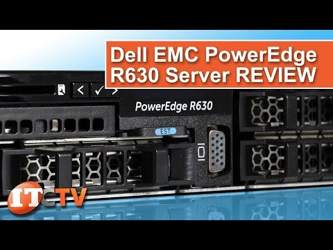 Dell PowerEdge R630 13G Review