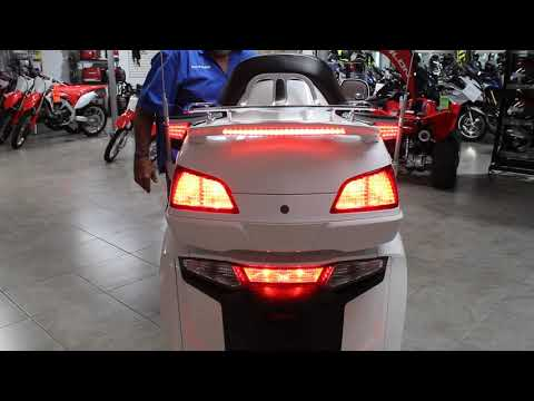 2012 Honda Gold Wing® ABS in Sarasota, Florida - Video 1