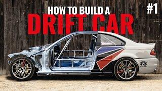How to build a Drift Car Pt.1 - Flyoff, Achse und Sicherheitskäfig