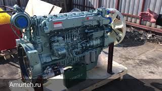 Двигатель Sinotruk WD615.47 Евро-2 на самосвалы, тягачиHowo. от компании ООО Техлайф - видео