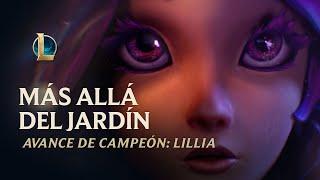 Más allá del jardín - Avance de campeón de Lillia | League of Legends