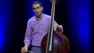 A humorous introduction to the double bass   Bret Simner   TEDxBasel