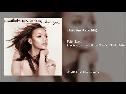 Faith Evans - I Love You (Radio Edit)
