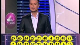 Lotto - Próbne Losowanie Z Dnia 21.10.2009