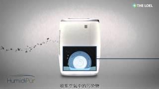 Winix AW400  Air Washer - 5 階段空氣淨化系統 │韓國製造