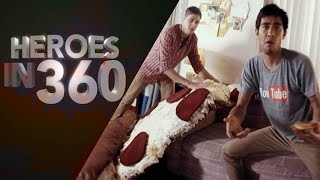 Heroes in 360