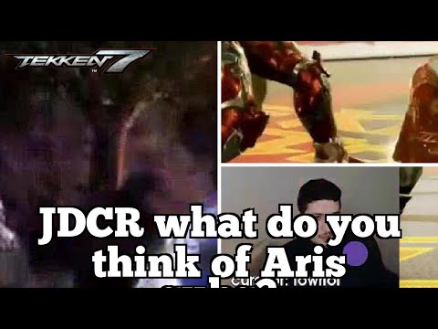 Daily Tekken 7 Highlights: JDCR what do you think of Aris subs?