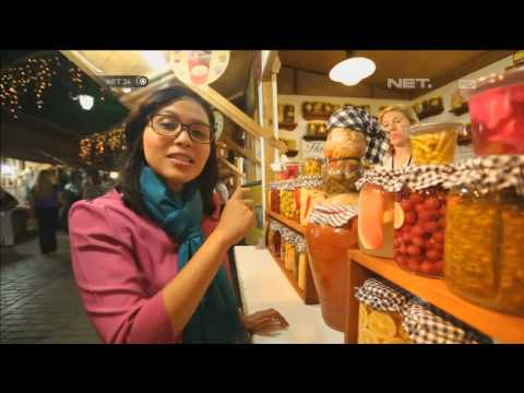 Video Pasar Ramadan Istanbul Turki - NET24