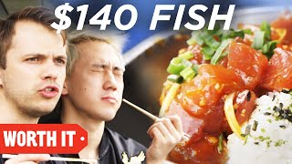 $9 Fish Vs. $140 Fish - Video Youtube