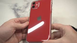 Official iPhone 11 Clear Case Unboxing and Review