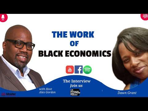 The Work of Black Economics