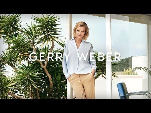 GERRY WEBER Frühjahr/Sommer 2019 präsentiert von Eva Herzigova