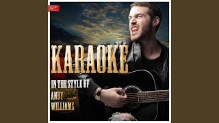 Hawaiian Wedding Song (In the Style of Andy Williams) (Karaoke Version)