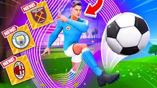 *NEW* FREE SKINS UPDATE in Fortnite! (FOOTBALL COLLAB, NEW PORTAL + MORE) by Ali-A