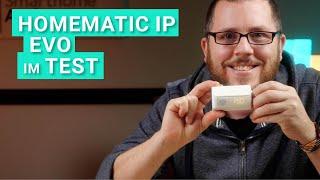 Homematic IP Evo - Das smarte Thermostat mit Schrittmotor im Test