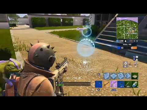 Fortnite Season 6 Week 10 Time Trial Ausreise Info