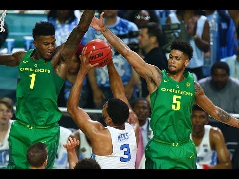 Oregon vs. North Carolina: Game Highlights