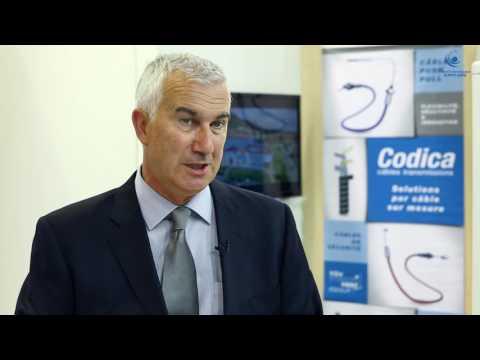French Aerospace suppliers - Salon du bourget 2017 - CODICA