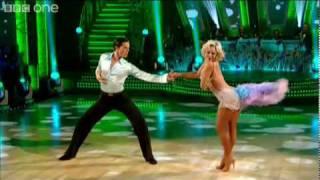 Final: Brian Fortuna and Kristina Rihanoff perform to Lady Gaga's Just Dance