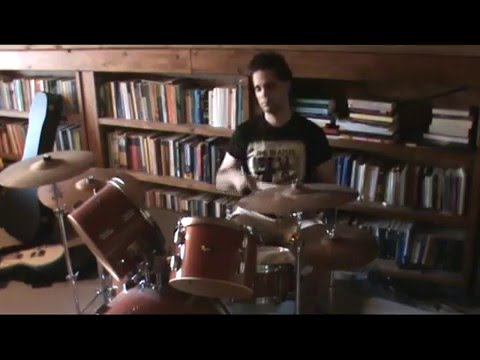 """Listen to what the man said""-Paul McCartney-DRUMS COVER-Chris Siasos-Thessaloniki(Greece) HD"