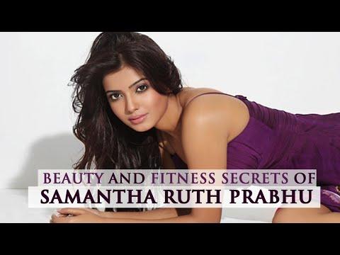 Beauty and Fitness Secrets Of Samantha Akkineni | Healthfolks