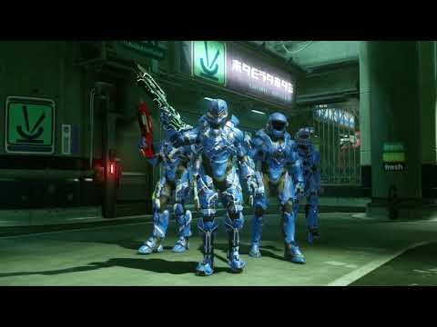 Halo 5 Guardians   PARTIDA DE NÚCLEO: ¡Robo de Fortalezas!