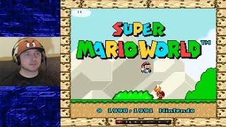 Super Mario World — первый 16-битный Марио