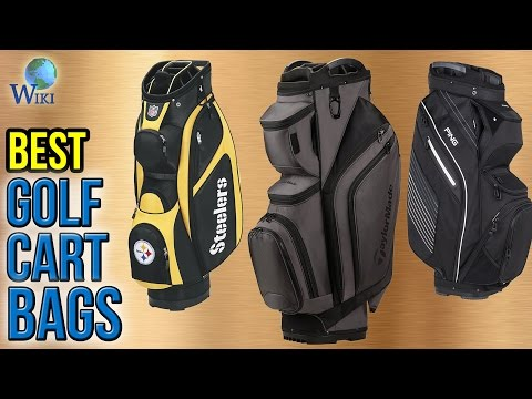 10 Best Golf Cart Bags 2017