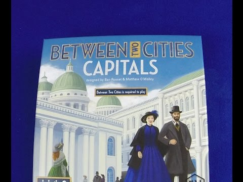 Review of Between Two Cities: Capitals