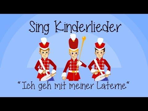 Ich geh mit meiner Laterne - Kinderlieder zum Mitsingen | Sing Kinderlieder