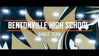 Bentonville Dance Team: Bentonville High School