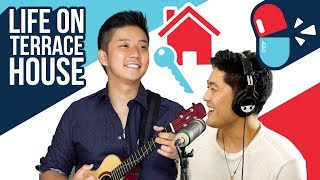 Life on Netflix's Terrace House Reality Show - (Ft. Eden Kai) Off The Pill Podcast #39