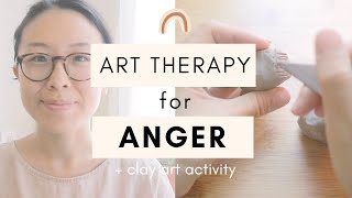 Art Therapy Activity For Anger