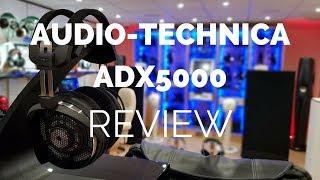 Review: Audio-Technica ATH-ADX5000 Headphones