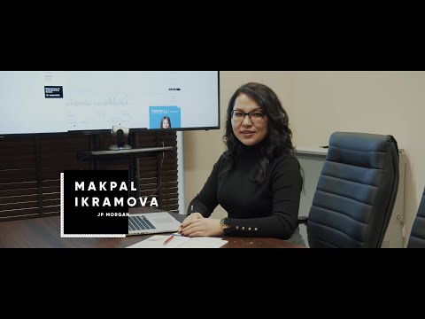 #UITM Ambassador | #Alumni Stories: Makpal Ikramova (Kazakhstan)