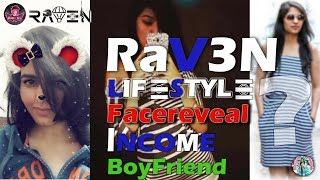 Rav3n (Paridhi Khullar) Biography, Life Style, Income, real face, Boy Friend, Face Reveal, House